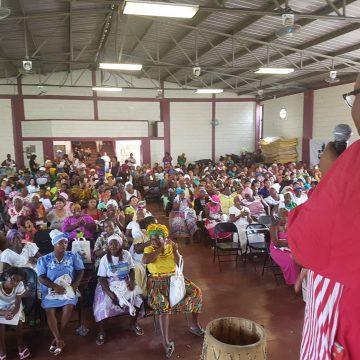 Honduras Prospera hará de todo por desacreditar y comprar a la gente, advierte Miriam Miranda
