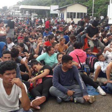 Migración: ¿Cómo acabar con la migración? Una interpretación a propósito de la caravana migrante 2020