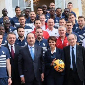 "Franceses mandaban ""caca en caja"" a sus seleccionados de fútbol negros"