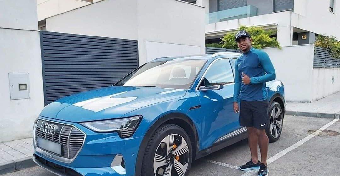 Cádiz alucina con regalo a uno de los crack de la Liga Española, Anthony «Choco» Lozano