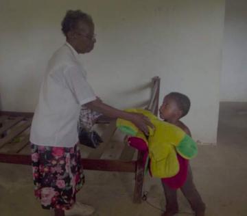 Démosle una mano a la niñez del orfanato de Limón