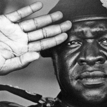 Idi Amin Dada, uno de los líderes más grotescos y terroríficos del siglo XX
