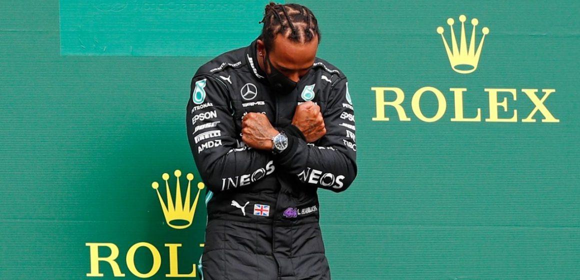 ¿Quién es Lewis Hamilton el piloto negro a punto de desplazar a Michael Schumacher como el rey de la Fórmula 1?