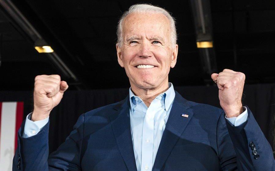 Joe Biden es el nuevo Presidente de los Estados Unidos !