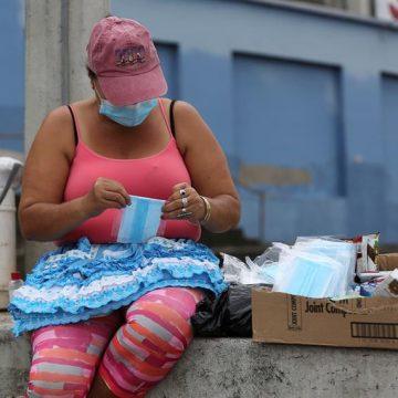 Tasa de positividad por covid-19 en albergues de Honduras se sitúa en un 33 %