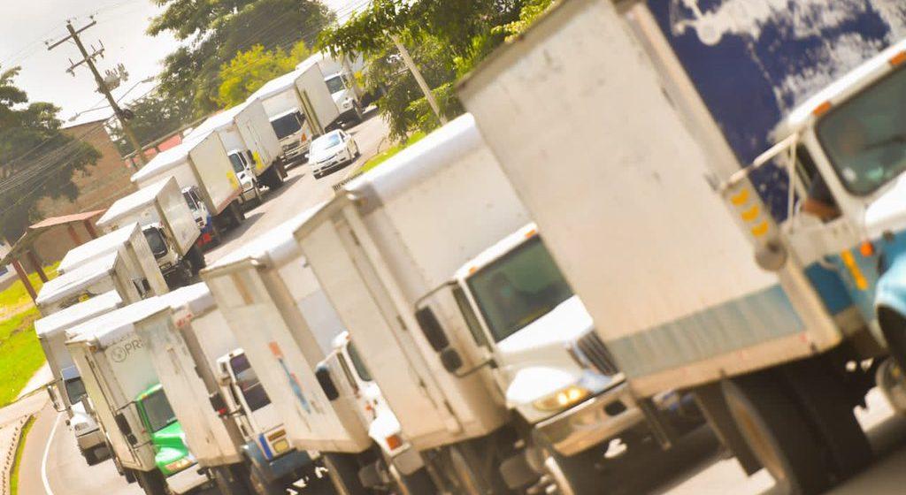 Júbilo en Ocotepeque con el ingreso de 50 camiones con ayuda de El Salvador a Honduras