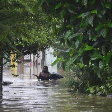 Cientos de familias garínagu lo perdieron todo con las inundaciones. Necesitan ayuda !