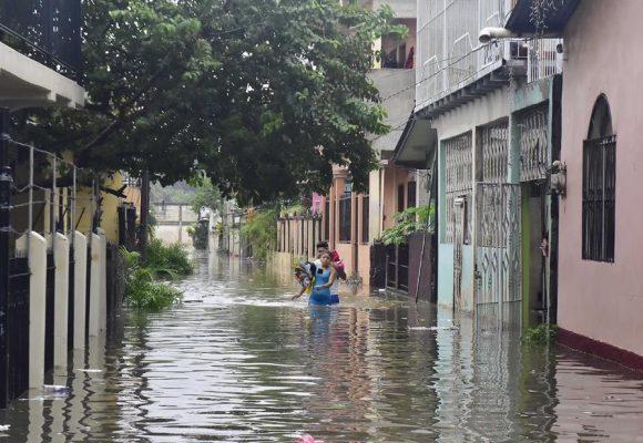 Casa Yurumein y Consorcio Garífuna hacen colectas en apoyo de compatriotas damnificados del ETA