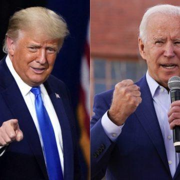 ¿Trump o Biden? ¿Quién será el nuevo manda más de los Estados Unidos?
