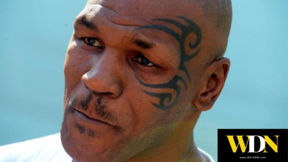 La droga psicodélica «veneno de sapo» es la responsable de la vuelta de Tyson