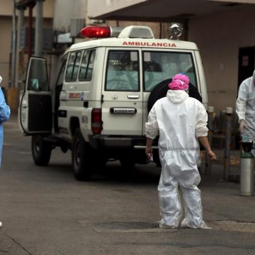 Ya son 2 mil 765 muertos por covid-19 en Honduras y 100 mil 573 contagios