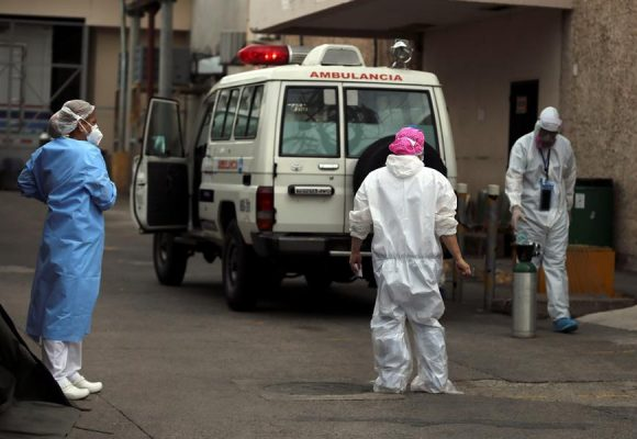 Saturación en los hospitales obliga a aumentar el nivel de restricciones contra la Covid 19 en Honduras