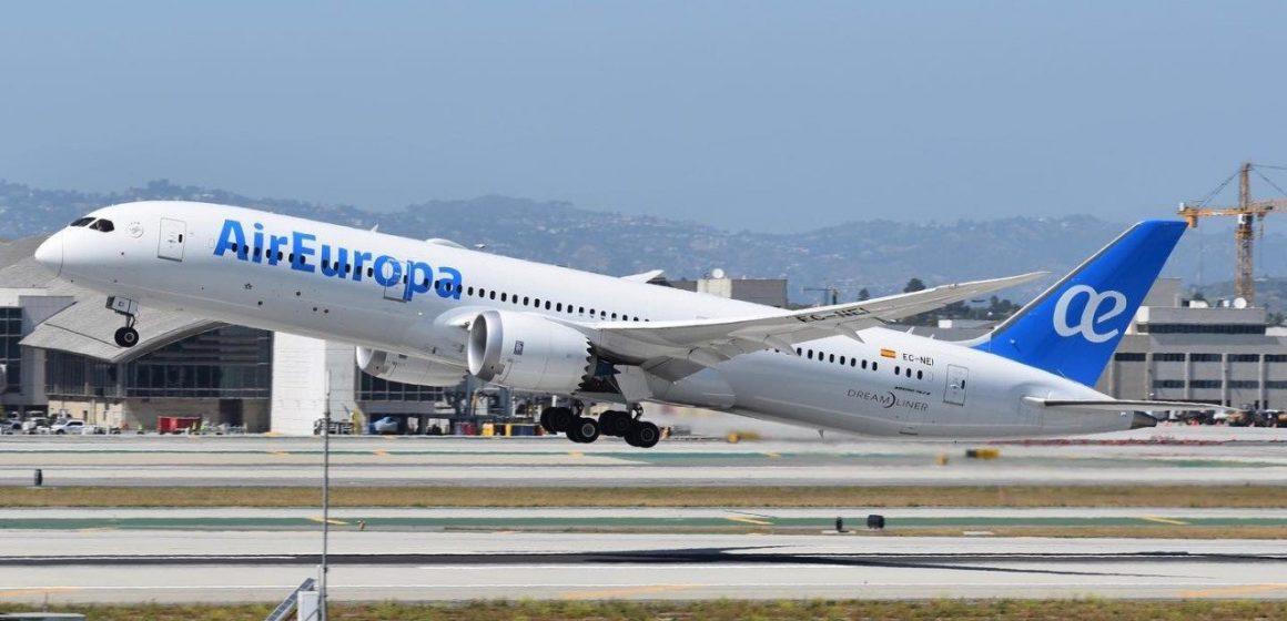 Air Europa tendrá su primer vuelo a La Ceiba este 10 de diciembre. Alegría en Golosón