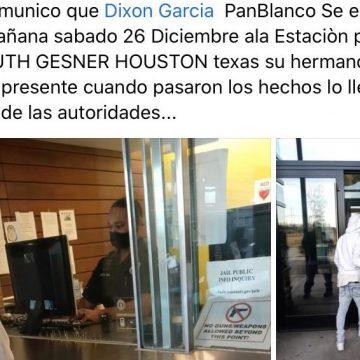"""HOUSTON. Se entrega joven que supuestamente dio muerte a Pablo """"Willy"""" Martínez"""