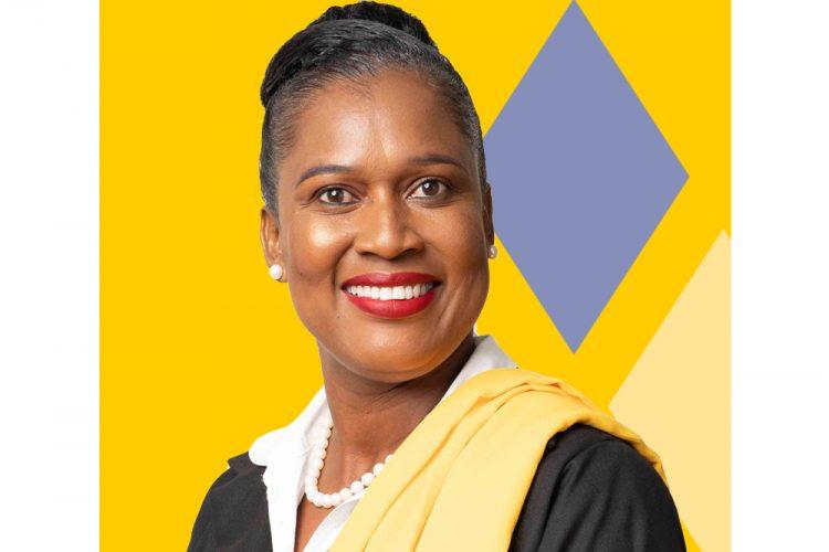 Shevern John, primera senadora garífuna en el Parlamento de San Vicente