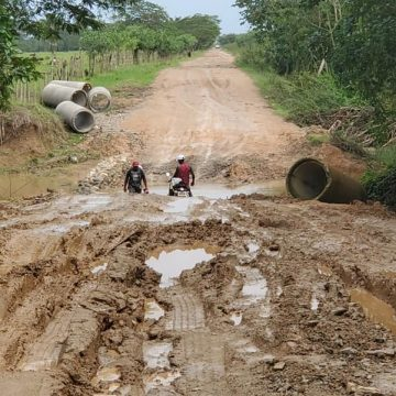 Urgen al Gobierno de Honduras reparar accesos a comunidades garínagu de Colón