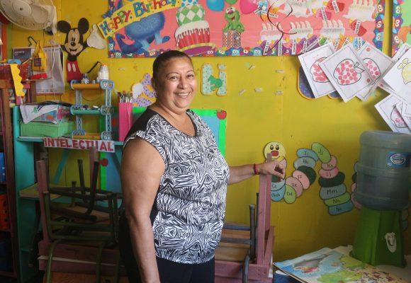 38 años como directora del kínder Dominga A. Padilla de Corozal