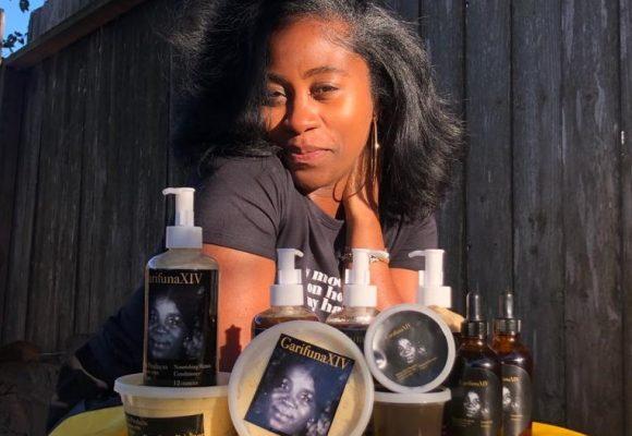 Angely Amaya: comercializa su propia marca de productos para el cabello en Houston, Texas