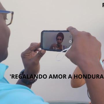 Budari Palacios: Una gira con nombre de bendición, 'Regalando amor a Honduras'