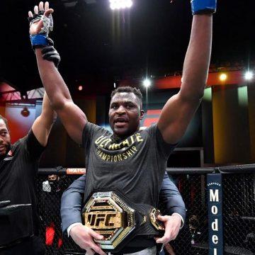 La extraordinaria historia de Francis Ngannou, el nuevo campeón de peso pesado de la UFC
