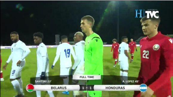 La falta de gol, una verdadera 'pandemia', para la Selección de Honduras