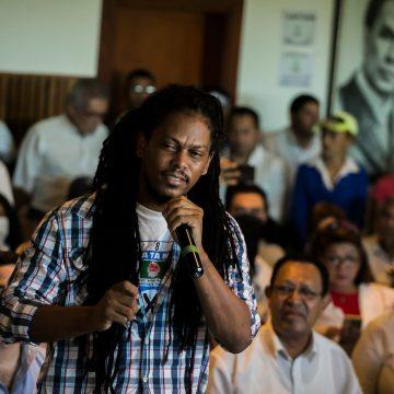 George Henríquez el joven afrodescendiente que buscará ser candidato presidencial en Nicaragua