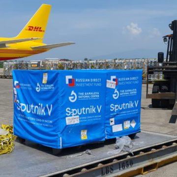 6 mil dosis de Sputnik V llegan a Honduras para empleados de primera línea