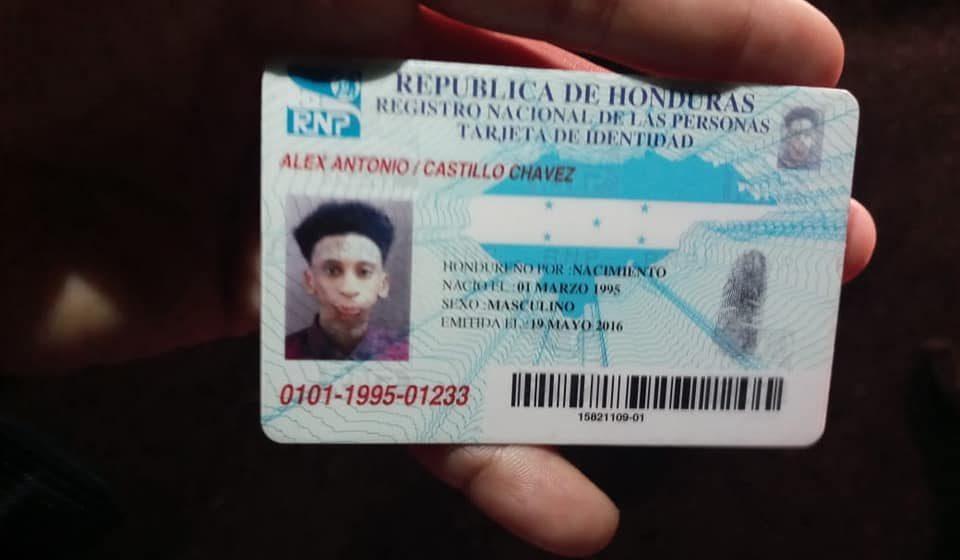 Alex Castillo Chávez, un crimen más contra la comunidad garífuna ¿Qué hacemos?