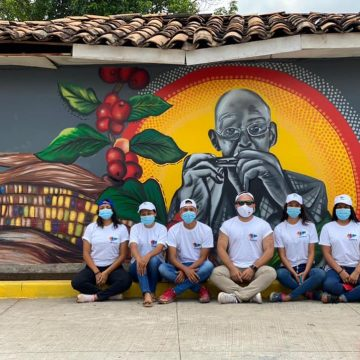Comayagua se embellece con proyecto Honduras en Colores