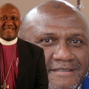 El Obispo Lloyd Emmanuel Allen será nuestro CONFERENCISTA en Mandela DAY