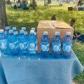 Garínagu Duna Water una marca de agua, dispuesta a recorrer el mundo