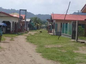 Matan a mujer garífuna en la comunidad de Río Tinto