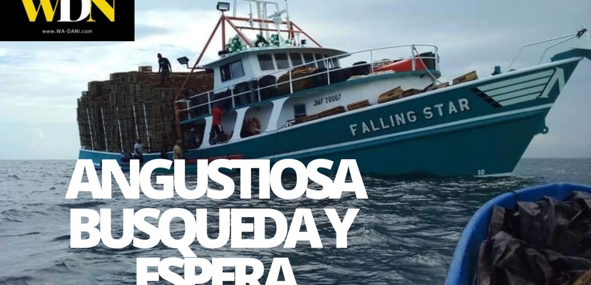 Sin noticias del Falling Star, el bote desaparecido desde el miércoles con 15 marinos garífunas