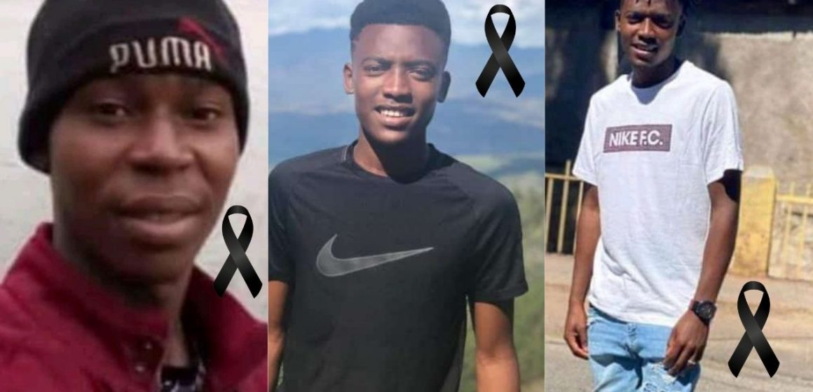 Otra tragedia: Tres garífunas mueren en fatal accidente de pick-up en Corocito, Colón