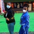 Keyla Ávila y Cergia David, las deportistas garífunas que competirán en los Juegos Olímpicos
