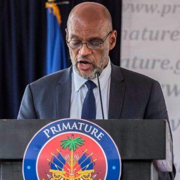 Ariel Henry, el nuevo mandatario de Haití, que había sido escogido por Jovenel Moise
