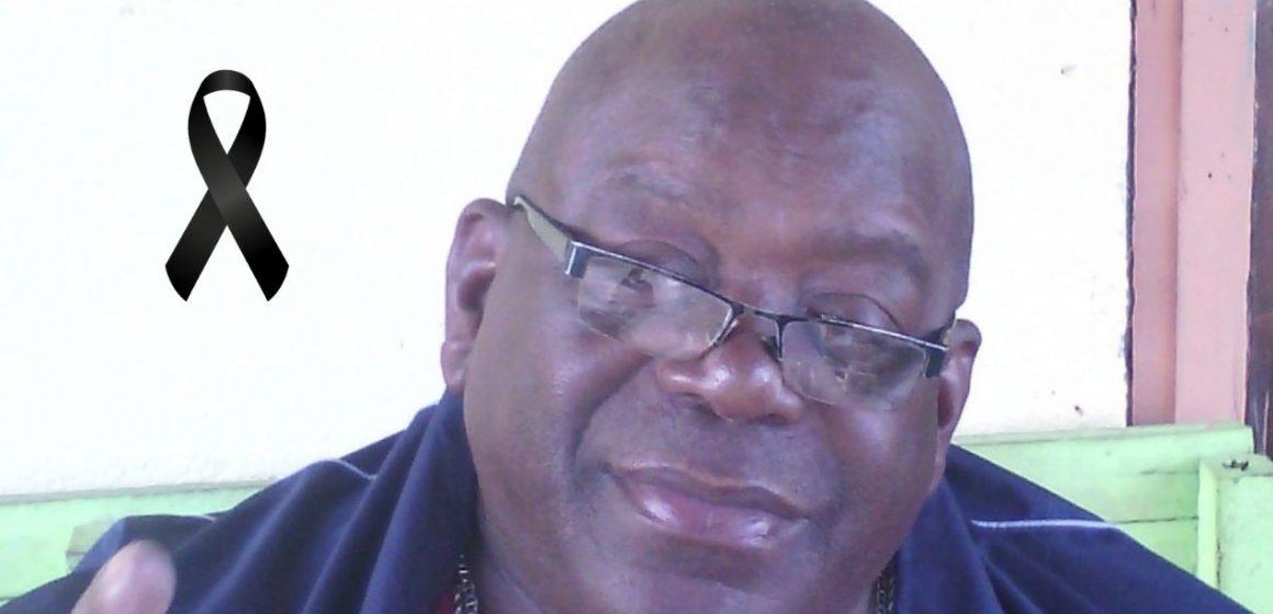 Mario García, ícono de la radiodifusión de La Ceiba murió en la tarde de hoy viernes