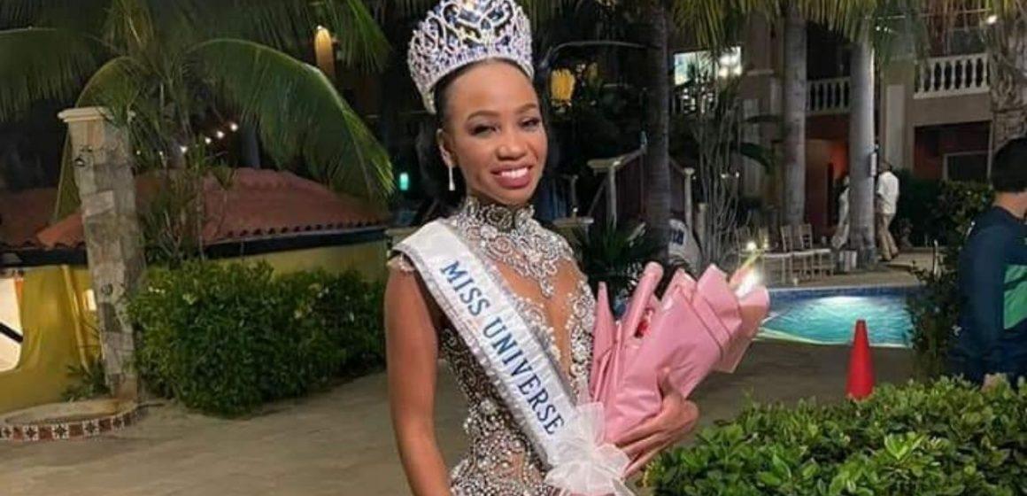 Rose Meléndez ¡electa Miss Honduras Universo!