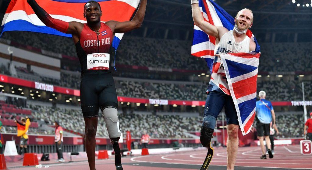 Sherman Guity: Un accidente cambió su vida y ahora está en lo más alto del atletismo Paralímpico