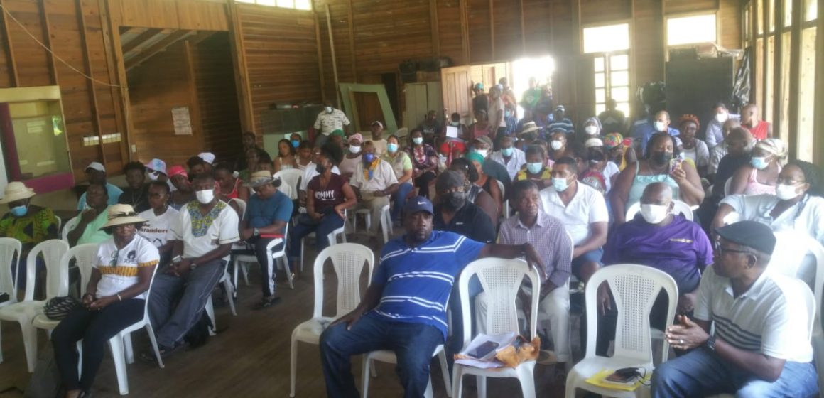 No a las ZEDE, decide municipio garífuna de Limón en Cabildo Abierto