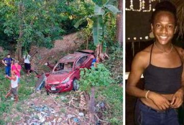 Pipá, el desgarrador adiós al carismático joven de Corozal, muerto tras un accidente de tráfico