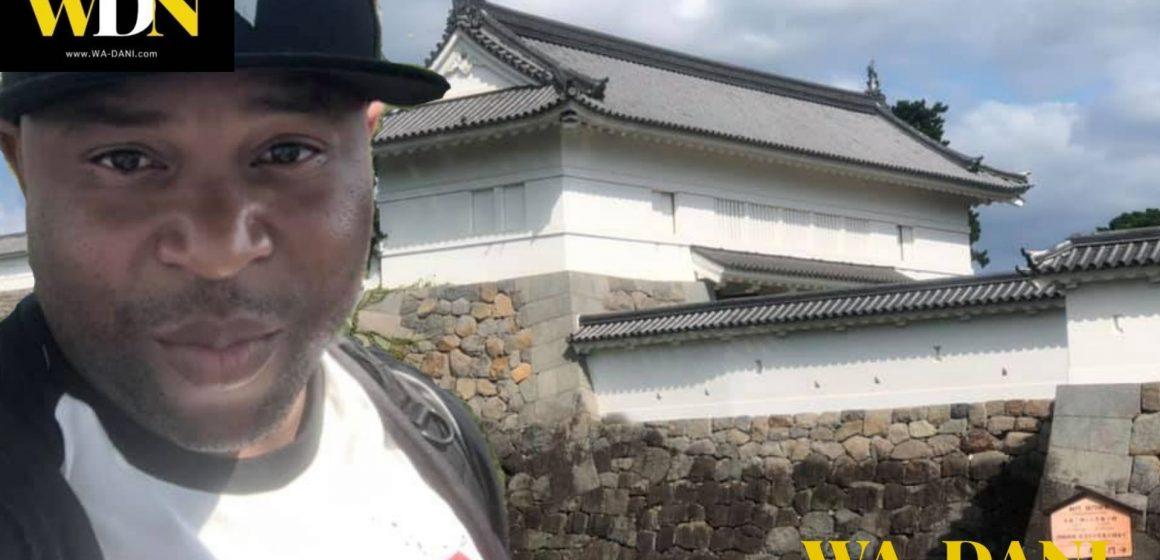 Osmán Fernández: El paseo de un oficial garífuna por una ciudad del Japón