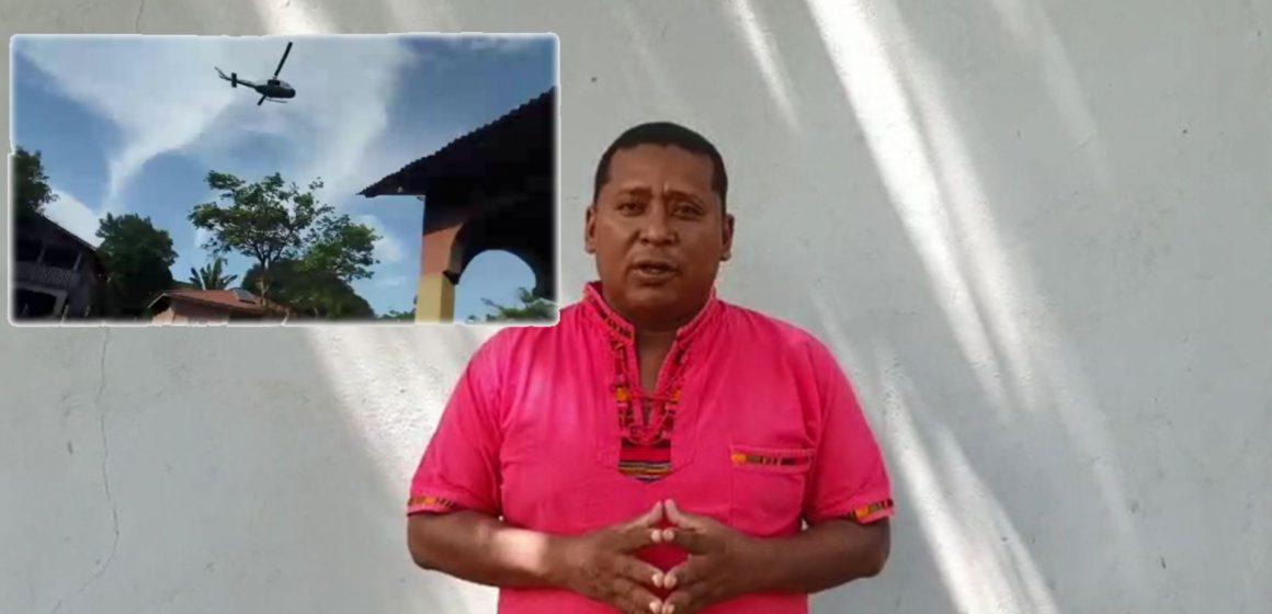 «Nos tratan como animales», dice el presidente de máxima organización miskitu