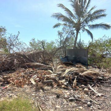 Fundación Cayos Cochinos es la culpable de la deforestación y se dedica a reprimir, según garínagu