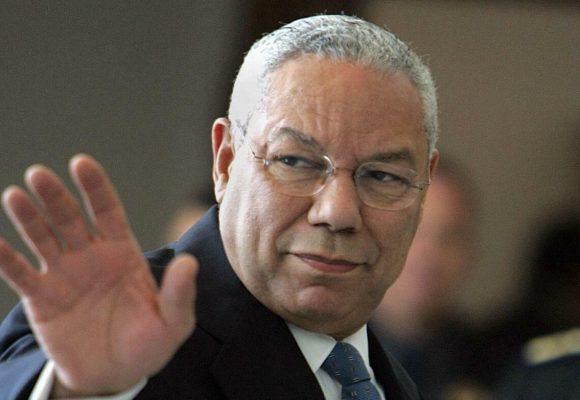 Colin Powell, muere a los 84 años por complicaciones de Covid 19, informó su familia