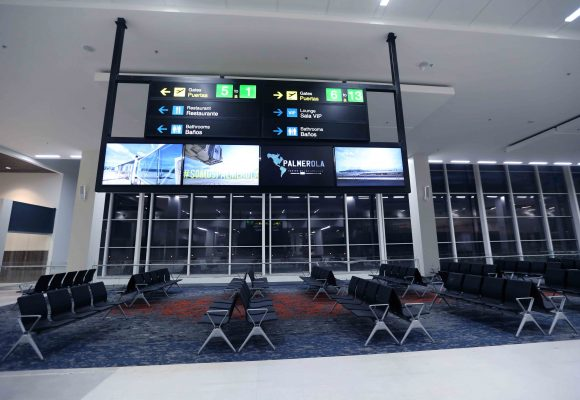 Honduras inaugura Palmerola, nuevo aeropuerto comercial que inicia operaciones el 15 de noviembre