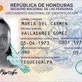 Amplian vigencia de cédula hondureña hasta el 15 de noviembre